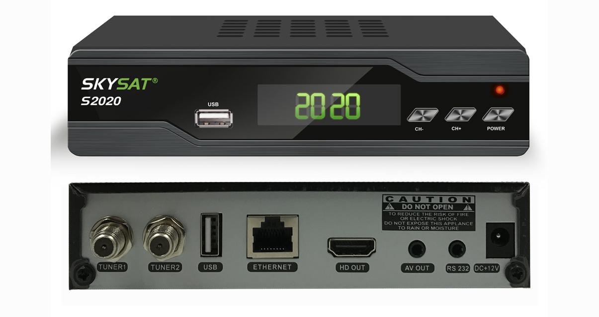 SKYSAT S2020 (IKS+SKS+ACM+IPTV+VOD+CS) - South America